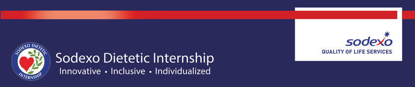 Sodexo Dietetic Internship